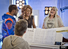 Will.i.am wants to work with Jenny Jones despite axing her from the show...