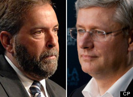 New NDP leader Tom Mulcair is expected to face off with Prime Minister Stephen Harper as MPs return to Parliament after a two-week break. (CP)