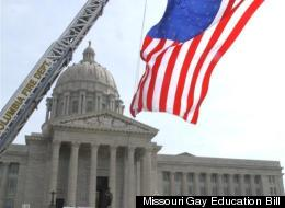 Missouri Gay Education Bill