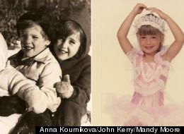 Anna Kournikova/John Kerry/Mandy Moore