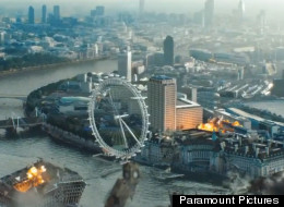 London burns in the new G.I. Joe film