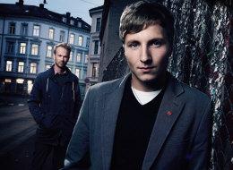 Erik Moller Solheim et Adrian Pracon