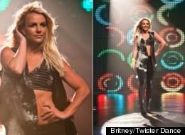 Britney/Twister Dance
