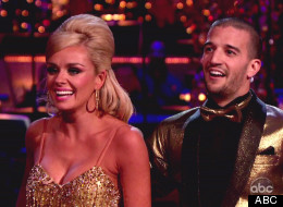 Katherine is a favourite to win Dancing With The Stars