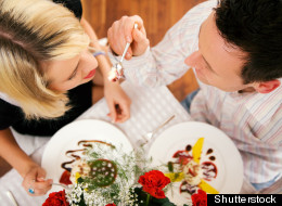 Action in the kitchen might get you action in the bedroom if you can seduce your partner with food. (Shutterstock)