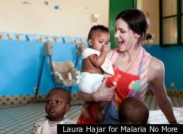Laura Hajar for Malaria No More