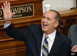 West Virginia Gov. Earl Ray Tomblin (D)