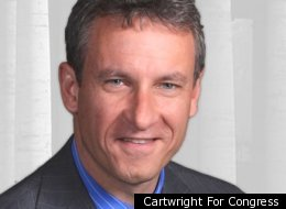 Rep. Tim Holden (D-Pa.), who Matt Cartwright defeated in Tuesday night's primary
