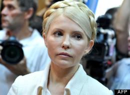Ioulia Timochenko en juin 2011