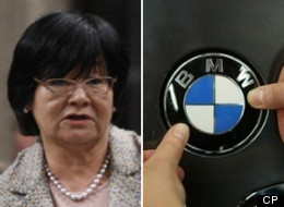 Bev Oda will pay back taxpayers for the cost of the car service she used in London after switching accommodations to the posh Savoy Hotel from the venue where the conference she was attending was being held. (CP