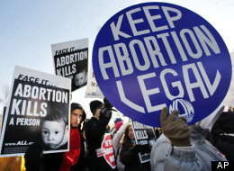Despite Stephen Harper's determination not to reopen the abortion debate, the issue is back in the parliamentary spotlight as MPs consider whether to create a committee to look at the legal definition of when human life begins. (AP)