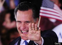 Mitt Romney blamed President Barack Obama for presiding over the