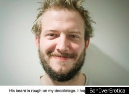 Justin Vernon of Bon Iver just wants to please you.
