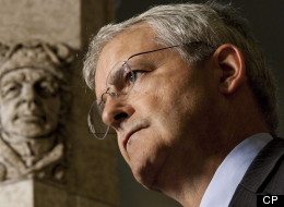 Liberal MP Marc Garneau accused NDP MP Jonathan Tremblay of stealing his mail Monday afternoon after Question Period. (CP)