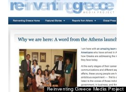 Reinventing Greece Media Project