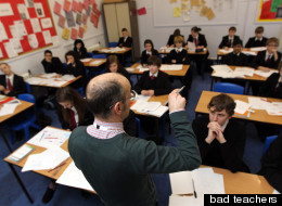 Bad teachers should be paid less, claim MPs
