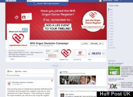 People have been using the Facebook page to leave heartfelt feelings about organ donation