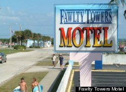 Fawlty Towers Motel