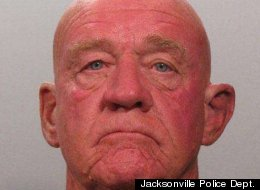 James Alonzo Hines, 61, is accused of attacking a group of golfers with his cart and then hitting one over the head with his club.