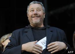 Philippe Starck en Espagne, le 18 mai 2010.