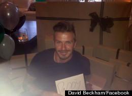 David Beckham/Facebook