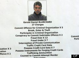 Winnipeg police realese information on a high-tech international organized crime ring in Winnipeg, Friday, June 1, 2007.