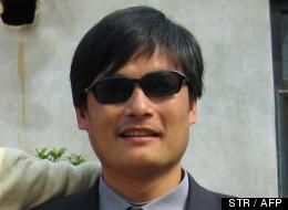 Chen Guangcheng le 28 mars 2005