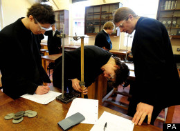 Grammar schools may be failing their bright pupils, the report suggests