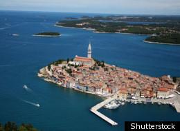 Istria, en Croatie, est l'un des bijoux cachés à visiter en Europe.