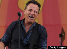 Bruce at the 2012 New Orleans Jazz Fest