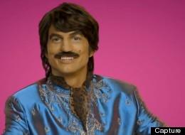 Ashton Kutcher joue Raj, producteur bollywoodien à la recherche d'une épouse.