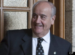 Julian Fantino has been tapped to replace embattled Bev Oda. CP