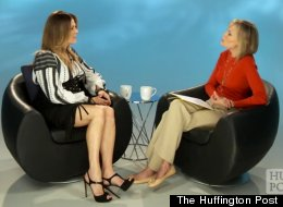 Rita Wilson shared her creative journey with HuffPost Senior Editor Willow Bay.