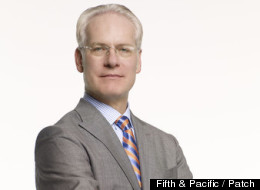 Tim Gunn, star of the television show