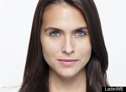 Lilia Luciano en su nueva imagen para NBC