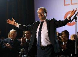 Francois Hollande defeated Nicolas Sarkozy