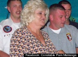 Pam Matranga was sued by a deputy for sexual harassment.