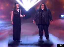Jonathan Antoine and his partner Charlotte were back in action during the second semi-final of 'Britain's Got Talent'