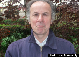 Columbia University custodian Gac Filipaj earned his degree while working his way through school