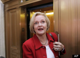 Sen. Claire McCaskill has enlisted extra security.