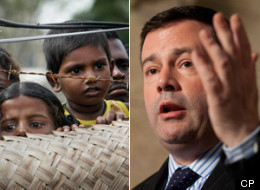 he Conservative government is bowing to pressure and proposing amendments to a controversial new refugee bill, c-31. (CP)