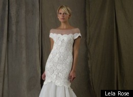 Bridal fashion fit for a royal. Check out Lela Rose's 2012 collection.