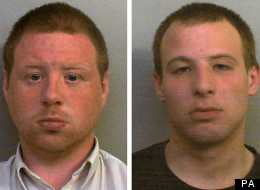 Snook and Moore were found guilty on three counts of rape