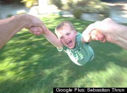 Google Plus: Sebasitan Thrun