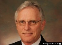 Kansas Rep. Dennis Hedke (R-Wichita) supported a resolution condemning the U.N.'s Agenda 21 sustainability plan.