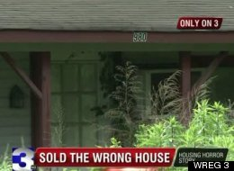Terry Jordan of Mississippi was sold the wrong foreclosed home, WREG 3 reports.