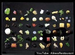 YouTube: AlineaRestaurant