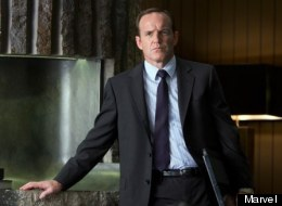 Clark Gregg, Agent Coulson in 'Marvel's The Avengers'