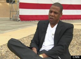 Jay-Z supports Obama's new position on gay marriage.