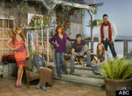 ABC's 2012-2013 fall TV schedule.